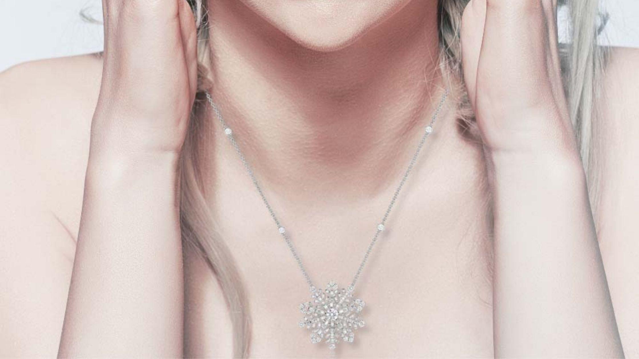 Snowflake Jewelry For The Season: A Lavari Exclusive