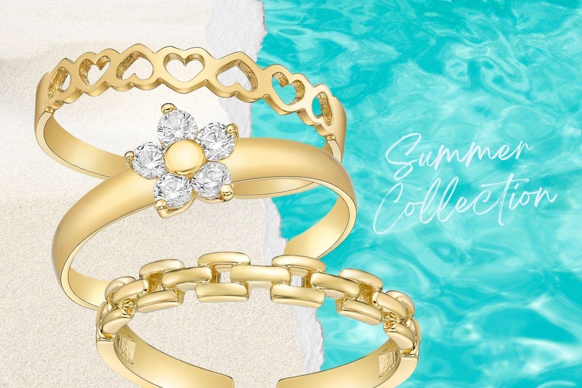 Body Jewelry - Summer Collection Sale Lavari - 2021